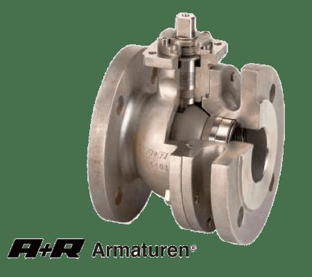 Трубопроводная арматура A+R Armaturen