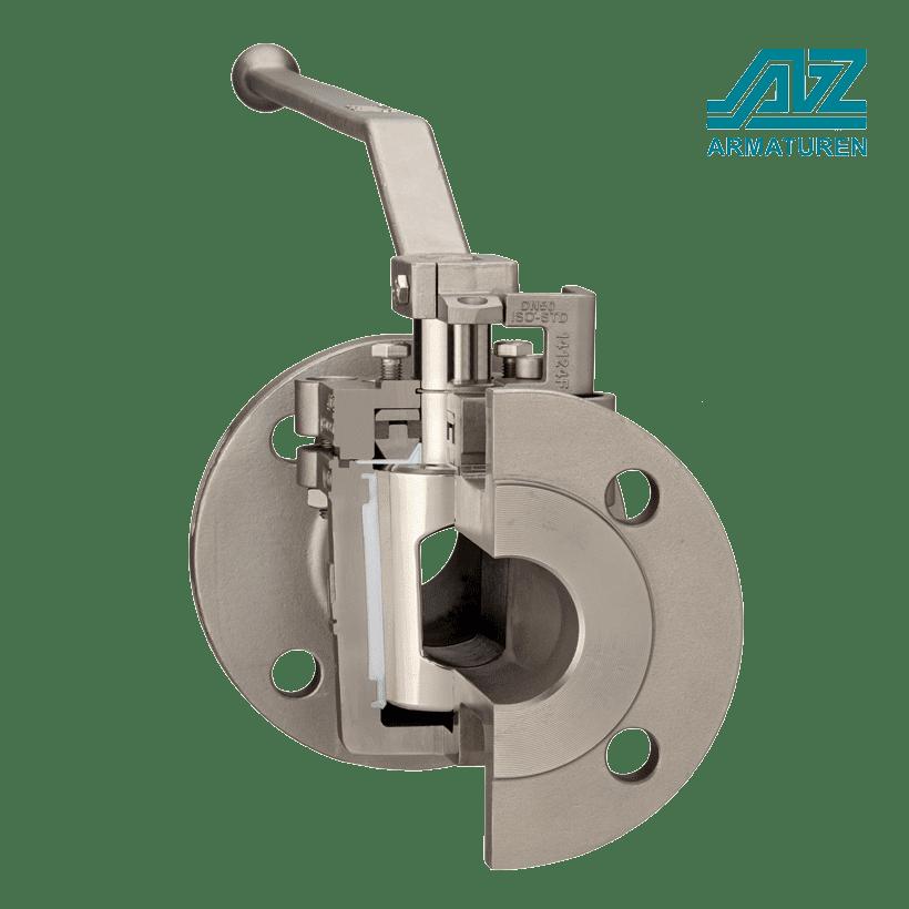 Трубопроводная арматура AZ Armaturen