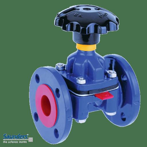 Трубопроводная арматура Saunders Valve