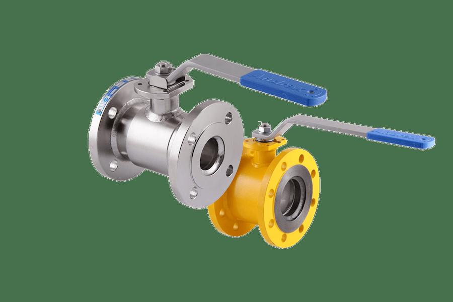 Трубопроводная арматура Andrex valve group в России