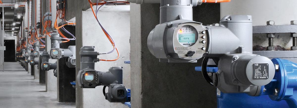 Приводы для трубопроводной арматуры