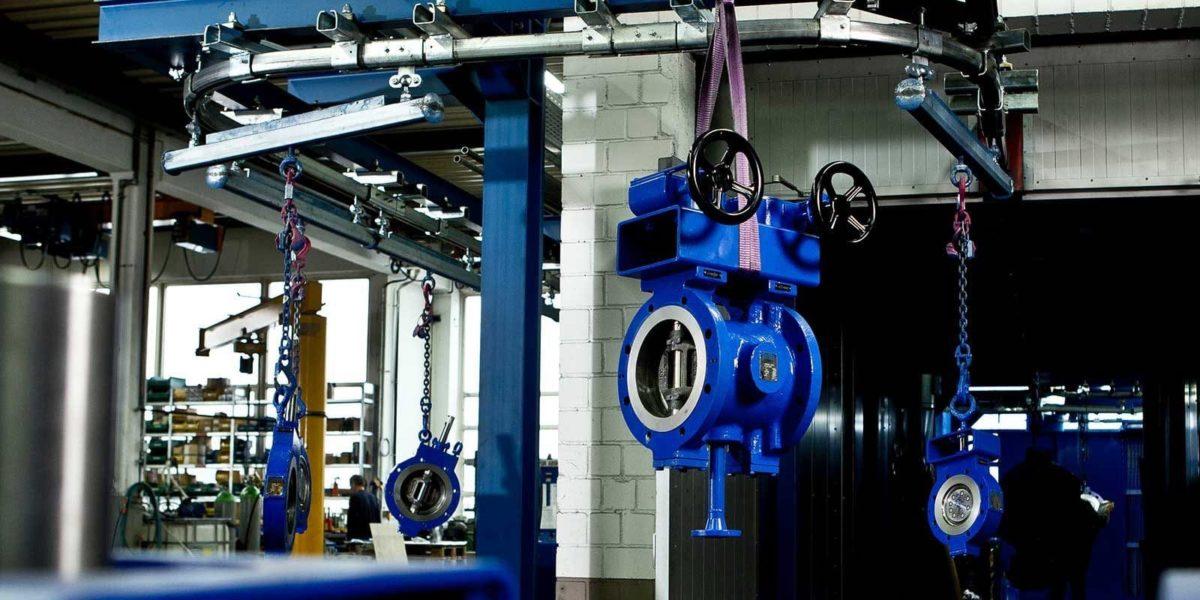 Ремонт и обслуживание трубопроводной арматуры