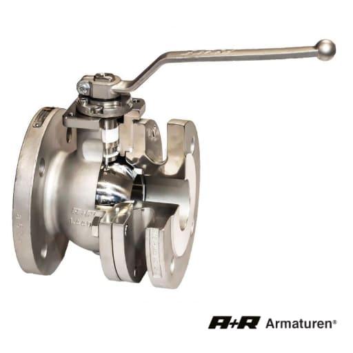 Шаровой кран KHF510 STE / ETE (A+R Armaturen)
