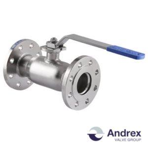 Шаровой кран DP11-01 (PN6-PN40 DN10-DN150) | Andrex
