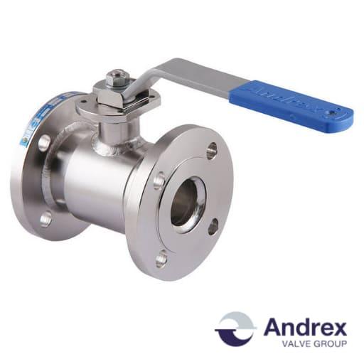 Шаровой кран DP22-01 (PN6-PN160, DN6-DN50)   Andrex