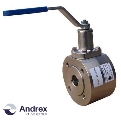 Кран шаровой запорный DP22-02 (PN6-PN40 DN10-DN100) | Andrex