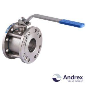 Шаровой кран DP33-02, DP33-20 (PN6-PN40 DN10-DN250) | Andrex