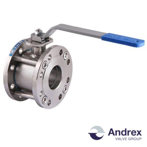 Шаровой кран DP33-02, DP33-20 (PN6-PN40 DN10-DN250)   Andrex
