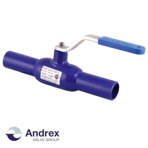 Шаровой кран DP11-00 (PN6-PN40 DN15-DN250)   Andrex