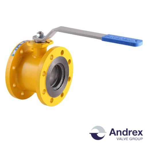 Шаровой кран DP11-21 (PN6-PN40 DN100-DN250) | Andrex
