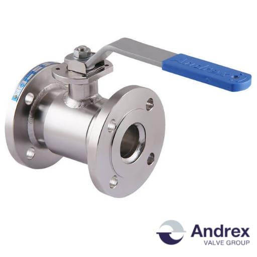 Шаровой кран DP22-01 (PN6-PN160 DN6-DN50) | Andrex