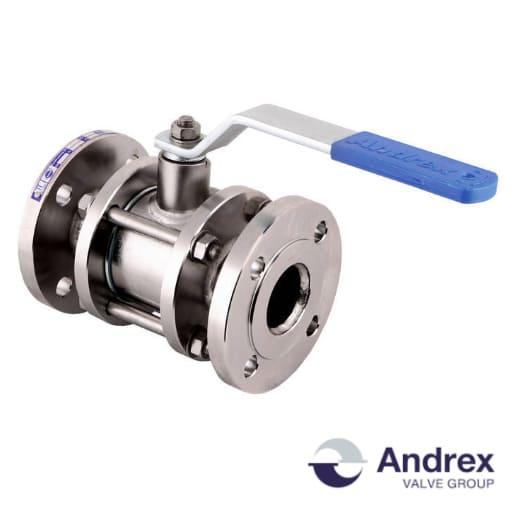 Шаровой кран DP33-03 (PN6-PN40 DN15-DN250) | Andrex