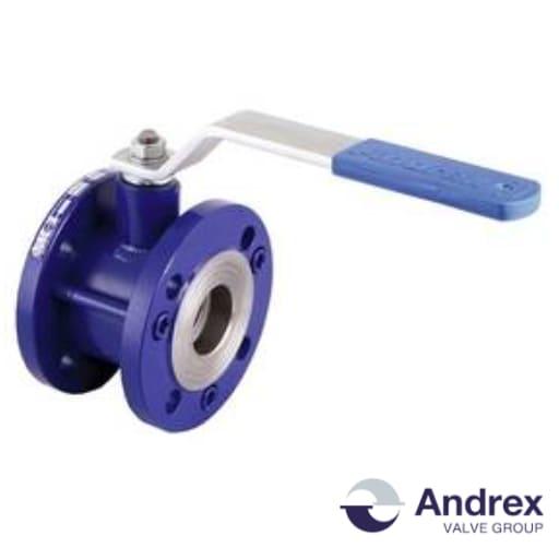 Шаровой кран DP33-25, DP33-52 (PN6-PN40 DN50-DN100)   Andrex
