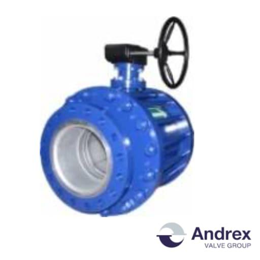 Шаровой кран DP33-31 (PN16-PN40 DN100-DN250)   Andrex