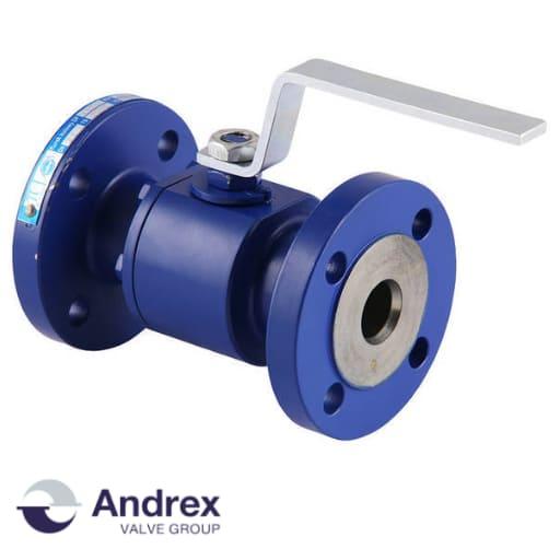 Шаровой кран DP44-00 (PN63-PN160 DN10-DN200) | Andrex