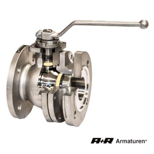 Шаровой кран KHF710 SPE / EPE (A+R Armaturen)
