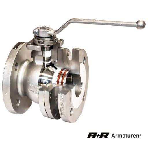 Шаровой кран KHF710 STE / ETE (A+R Armaturen)