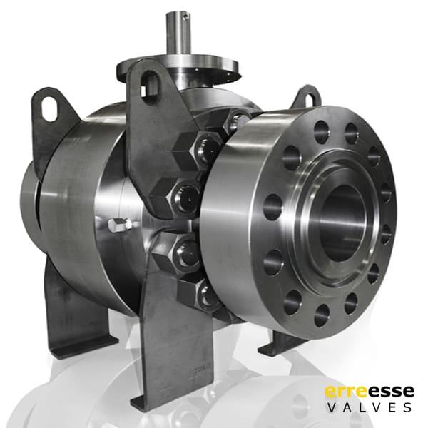 Шаровой кран VS1 - VS2 - VS3   Erreesse Valves