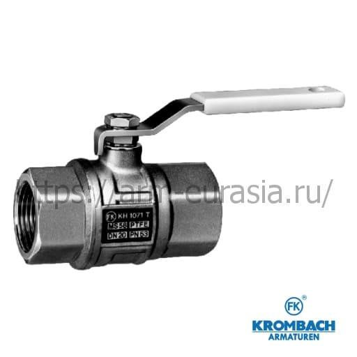 Шаровой кран FK 1060   Krombach Armaturen