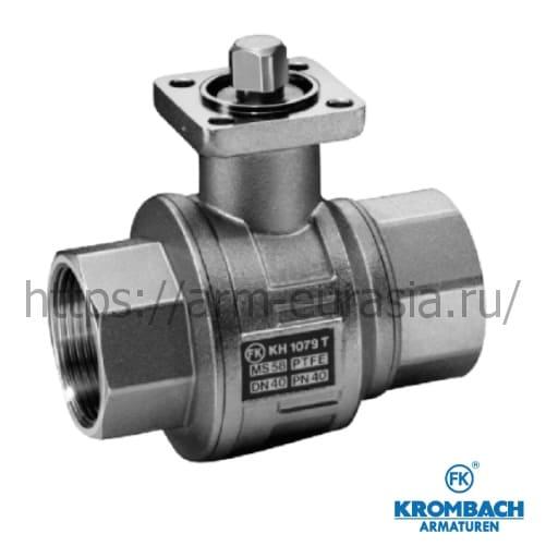 Шаровой кран по DIN 3357 FK 1079 | Krombach Armaturen