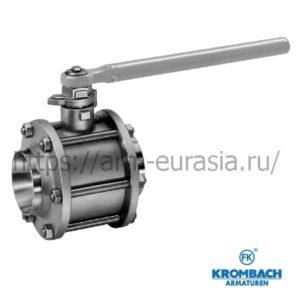 Шаровой кран MF 1000-1030 | Krombach Armaturen