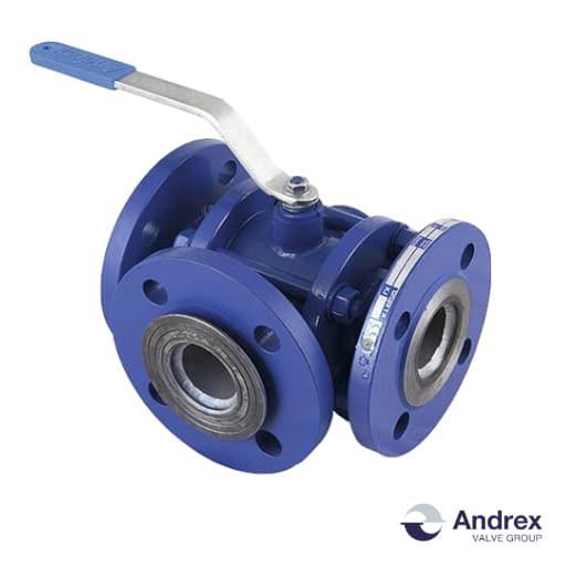 Шаровые краны Andrex