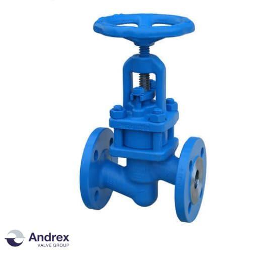 Клапаны запорные, запорно-регулирующие Andrex