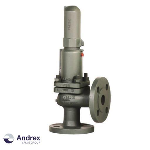 Клапаны предохранительные Andrex