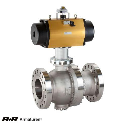Приводы пневматические двухпоршневые A+R Armaturen
