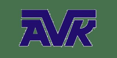 Логотип AVK