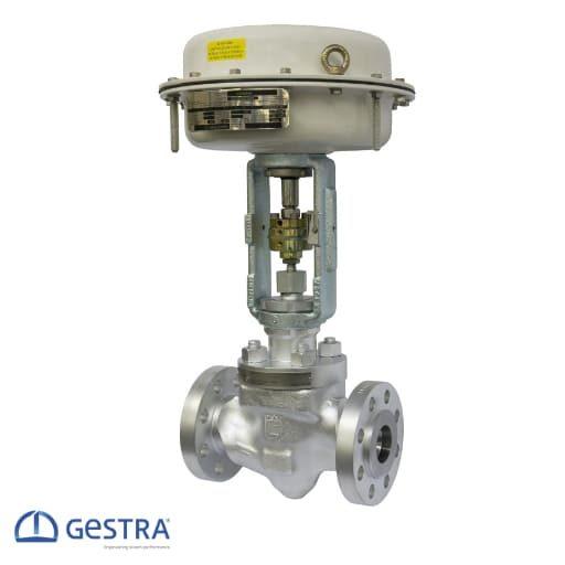 Регулирующие клапаны с приводом Gestra