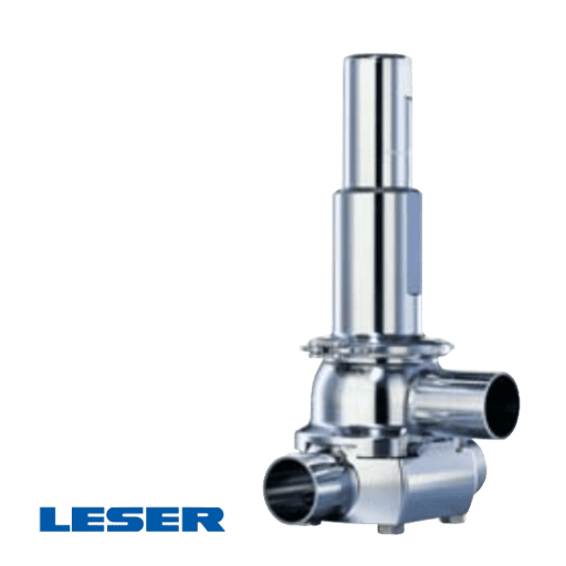 Предохранительные клапаны Leser (Типы: 481 / 483 / 488 / 484 / 485)