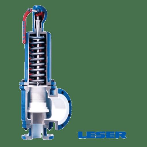 Предохранительные клапаны Leser (Типы: 447 / 546 / 449)