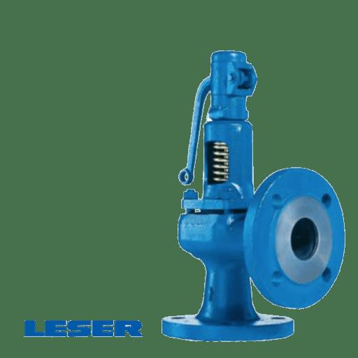 Предохранительные клапаны Leser (Типы: 427 / 429 / 431 / 433 / 532 / 534)