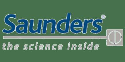 Логотип Saunders Valve